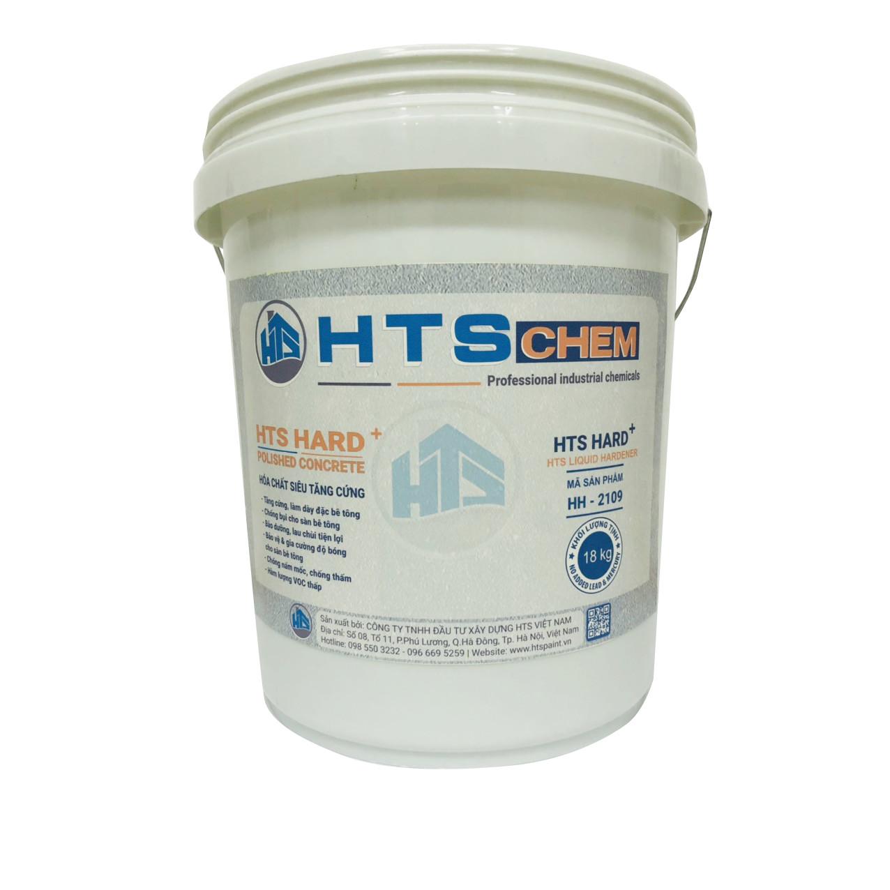 Tăng cứng Liquid Hardener HTS HARD+